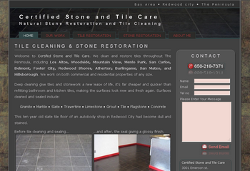 optimised website in Bath